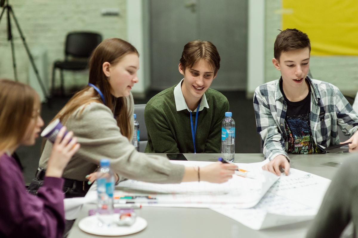 Teenager Business Club (12.03.2021)